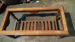 Wooden Tea Table Frame