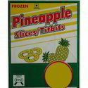 Frozen Pineapple Slices