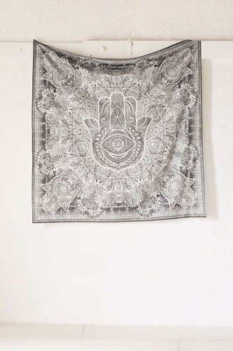 Indian Cotton Wall Hanging Boho hippie Queen size Tapestry at Rs 250 ... ec42689a12