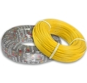 Havells 100Meter Flame Retardant Cable Yellow WHFFDNYB1400