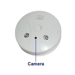 Smoke Detector DVR Camera