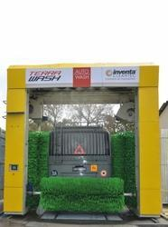TerraD Automatic Bus Wash System