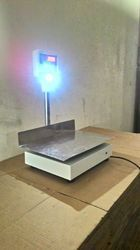 Innsys MS Table Top Weighing Machine with LED Light