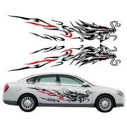 Car Body Sticker Suppliers  Manufacturers In India - Create car decals online