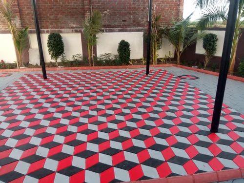 3d Pattern Paver Block Khodiyar Paver Amp Tiles