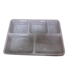 Plastic Food Packaging Tray