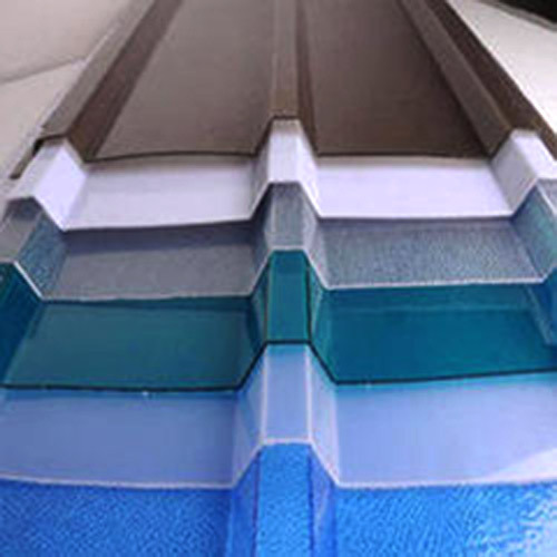Polycarbonate Roof Sheets At Rs 500 Square Feet Pc Roof