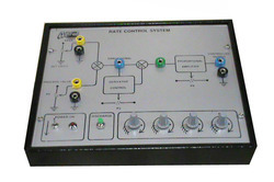 Rate Control System Model
