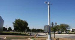 Ventura Copper CCTV Camera Hanging Pole