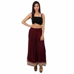 Rajasthani Rayon Skirt