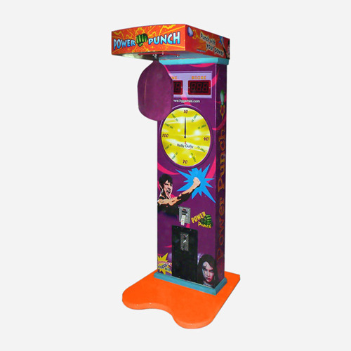 Power Games - Power Punch Game Manufacturer from Ahmedabad