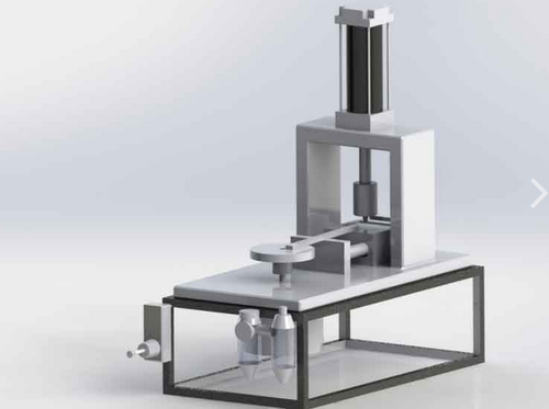 Industrial machine design services in sahpurjat new delhi for Industrial design services