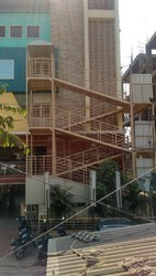 Ms Offline Ramp Structure fabrication & manufacturers, 3, Ap