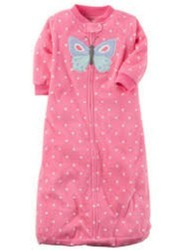 Purplebabe multi Stylish Baby Sleep Suit