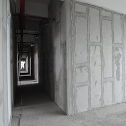 Cement Office Building