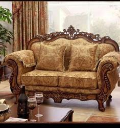 Bed Headboard And Carved Center Table Manufacturer | Diamond Furnitures,  Hyderabad