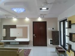 living room interior designing, living room interior - omkar