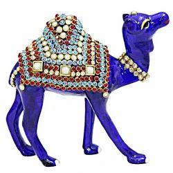 MT034 Meenakari Work Camel Walking