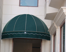 Dutch Cap Fixed Awnings