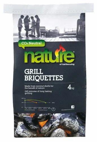 Udestående BBQ Charcoal Briquettes - View Specifications & Details of FG79