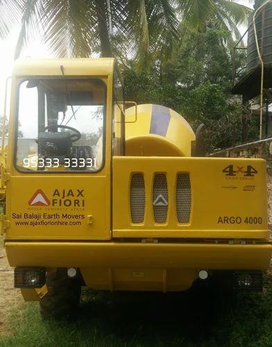 Ajax Fiori Concrete Mixers On Hire In Tirupati Sai Balaji