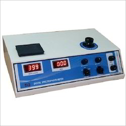esel Digital Spectrophotometers, for Laboratory Use