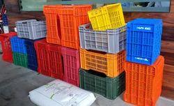 Rectangular Mesh Tomato Crates, Capacity: 20-25 Kgs