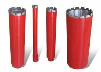 Core Drill Bit Diamond Segmented Core Bit Manufacturer