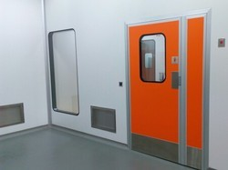 clean room partition in vadodara gujarat get latest price from