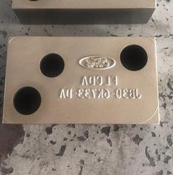 Steel Marking Block