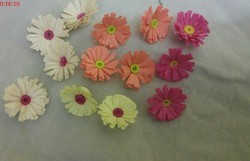 Quilling Paper Flowers For Craft Work