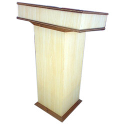 Podium For Function Wooden Made Model