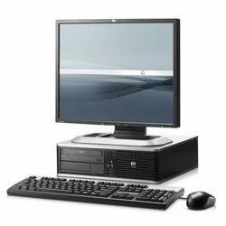 Hp Core 2 Duo Desktop Computer Desktop Computer Malakpet