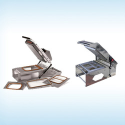 Multi Compartment Tray Sealing Machines