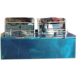 Twin Tank Fryer