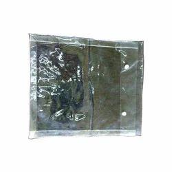 PVC Garment Packaging Bag