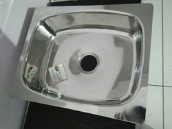 SS Kitchen Sink (Nirali)