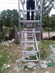 Aluminum Mobile Scaffolding