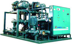 Freon Based Refrigeration Plant
