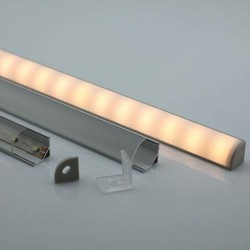 Profile LED  Corner   Housing