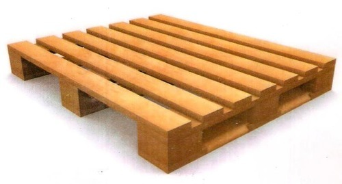 Wooden Pallets at Rs 100 /squa...