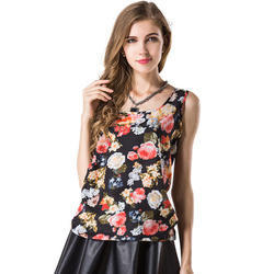 Grand Prix Flower Top