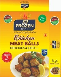 Frozen Chicken Balls for Restaurant