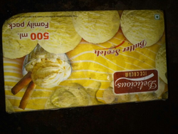 Butterscotch 500ml Family Pack