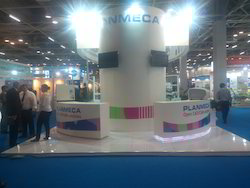 Latest Exhibition Stall Fabrication Services