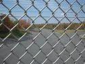 G I Silver Link Fencing, Size: Regular