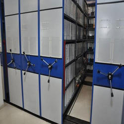 Mobile Rack Storage System