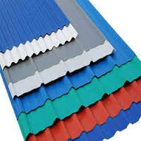 Color Coated Sheets and Prefabricated Structures Manufacturer