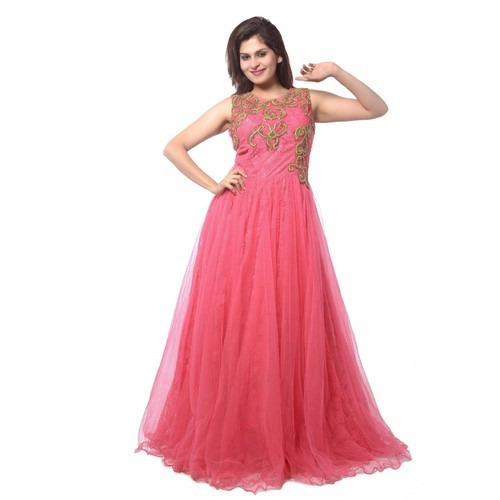 f5a6cf2b5ec Ladies Gown Manufacturer from New Delhi