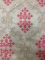 Chanderi Thread Embroidered Fabrics